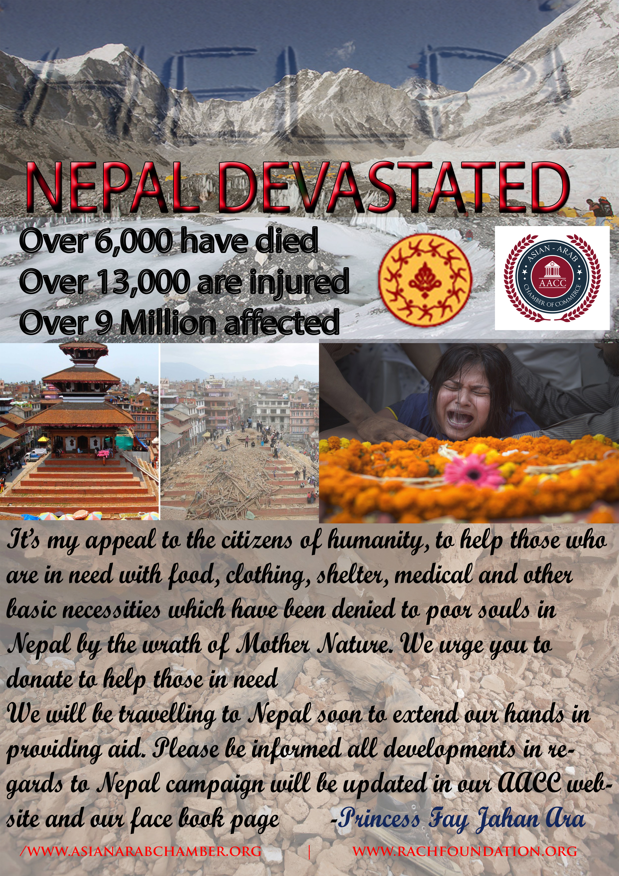 nepal-donation-campaign
